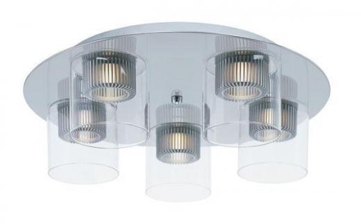 Cyborg 5-Light Ceiling Mount E23062-18PC