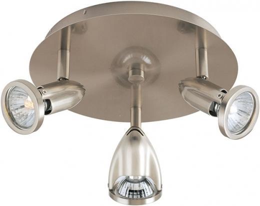 Agron 3-Light Flush Mount E30001-10SN