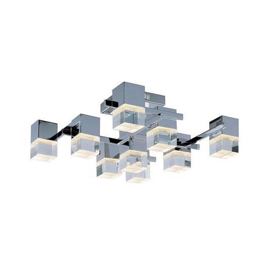 Nova LED 9-Light Flush Mount E31200-75PC
