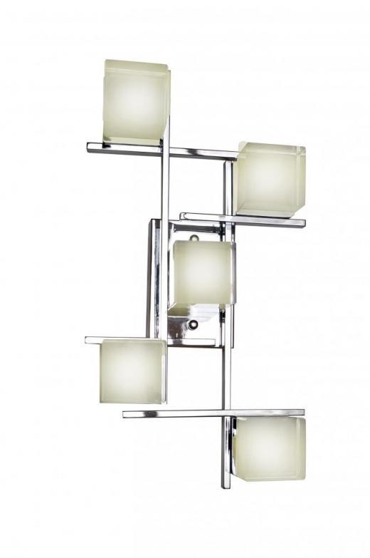 Nova LED 5-Light Flush Mount/Wall Mount E31201-75PC
