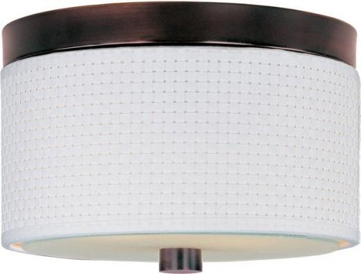 Elements 2-Light Flush Mount E95000-100OI