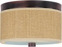 Elements 2-Light Flush Mount E95000-101OI