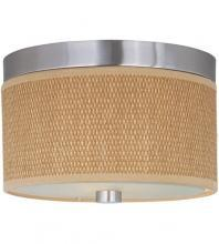 Elements 2-Light Flush Mount E95000-101SN
