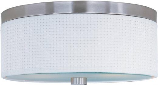 Elements 2-Light Flush Mount E95002-100SN