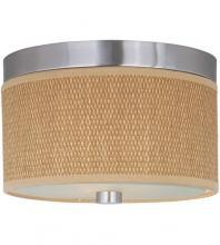 Elements 2-Light Flush Mount E95100-101SN