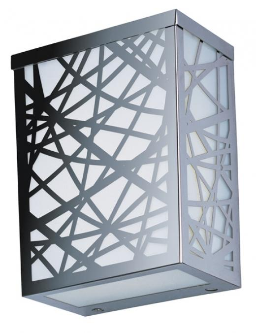 Inca LED Small Outdoor Wall Sconce- E21333-61PC