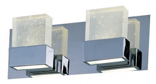 Fizz III 4-Light LED Vanity-E22752-89PC
