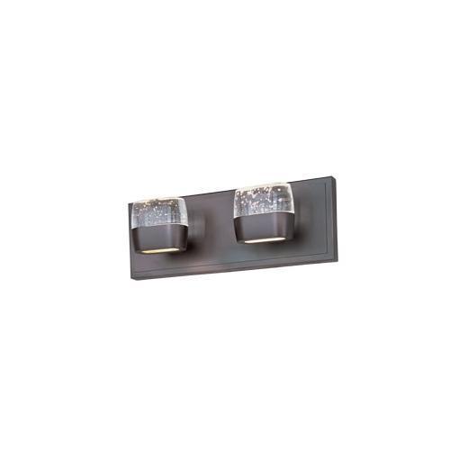 Volt 2-Light LED Vanity-E22892-89BZ