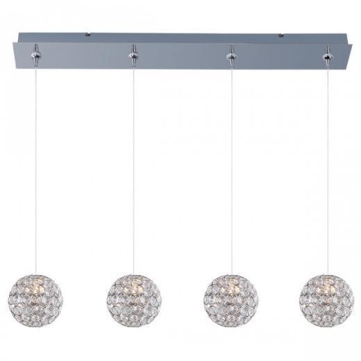 Brilliant 4-Light RapidJack Pendant and Canopy-E94970-20PC