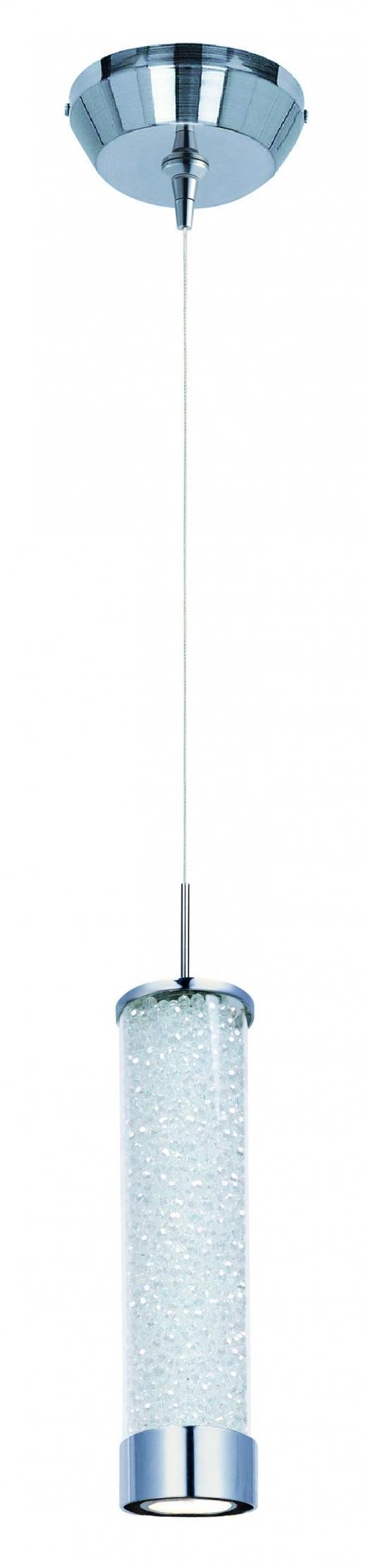 ET2 E94350-132PC Chroma 1-Light LED RapidJack Pendant and Canopy