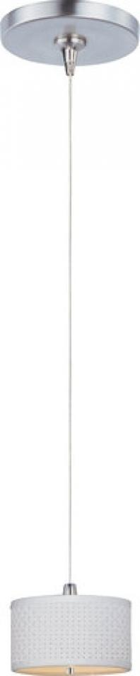 Elements 1-Light RapidJack Pendant and Canopy-E95480-101SN
