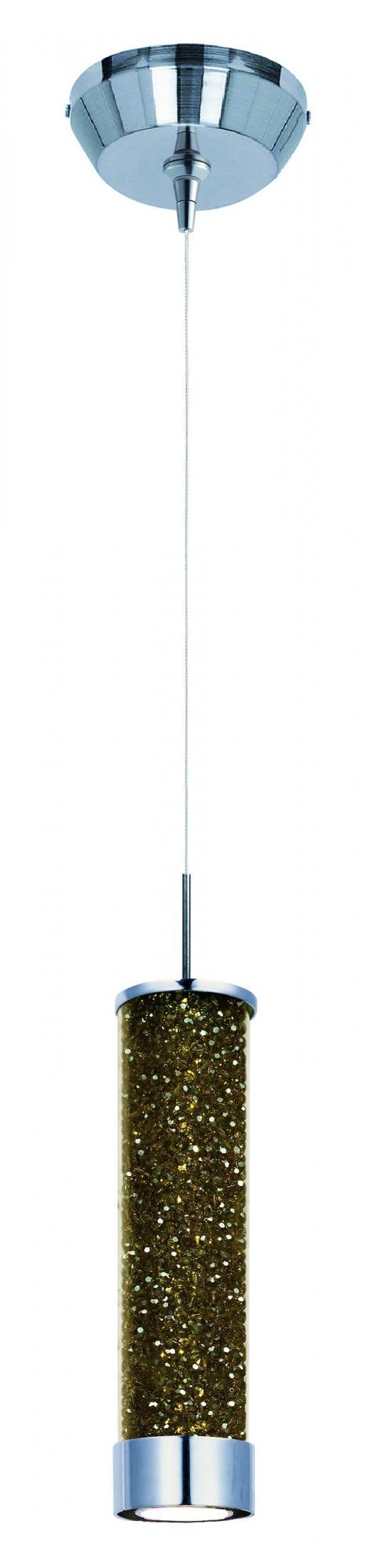 ET2 E94350-136PC Chroma 1-Light LED RapidJack Pendant and Canopy