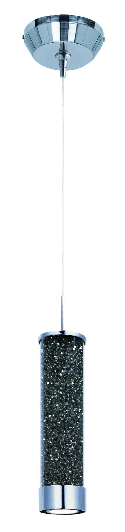 ET2 E94350-138PC Chroma 1-Light LED RapidJack Pendant and Canopy