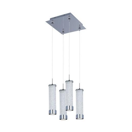ET2 E94750-130PC Chroma 4-Light LED RapidJack Pendant and Canopy