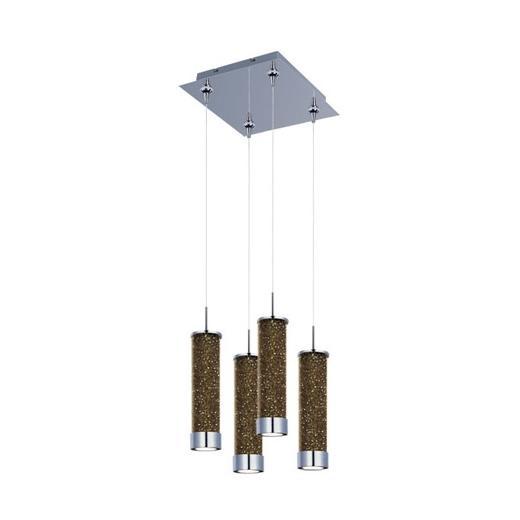 ET2 E94750-136PC Chroma 4-Light LED RapidJack Pendant and Canopy