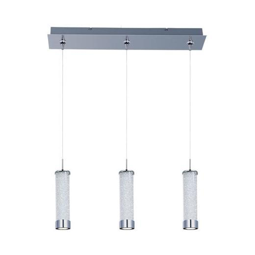 ET2 E94850-130PC Chroma 3-Light LED RapidJack Pendant and Canopy