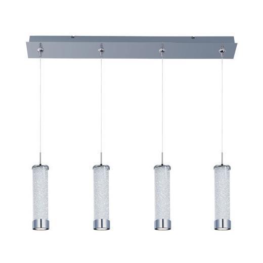 ET2 E94950-130PC Chroma 4-Light LED RapidJack Pendant and Canopy