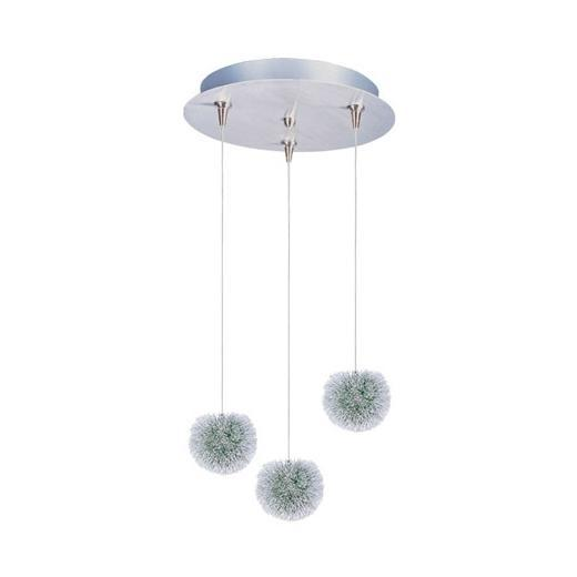 Clipp 3-Light RapidJack Pendant and Canopy-E94620-94AL