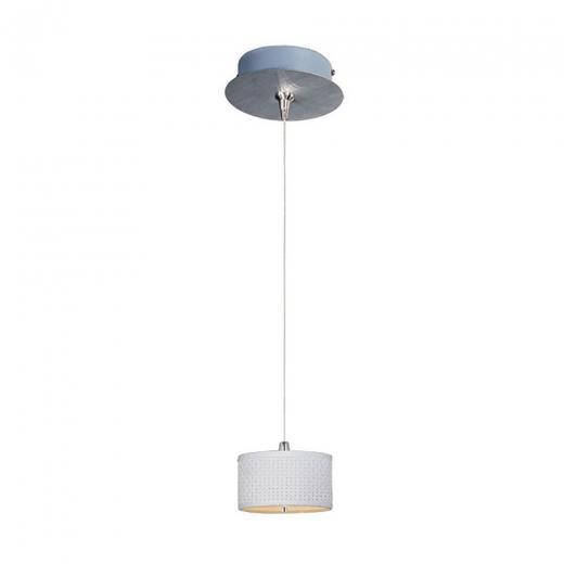 Elements 1-Light RapidJack Pendant and Canopy-E95490-100SN