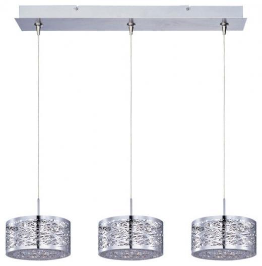 Inca 3-Light RapidJack Pendant and Canopy-E94845-10PC
