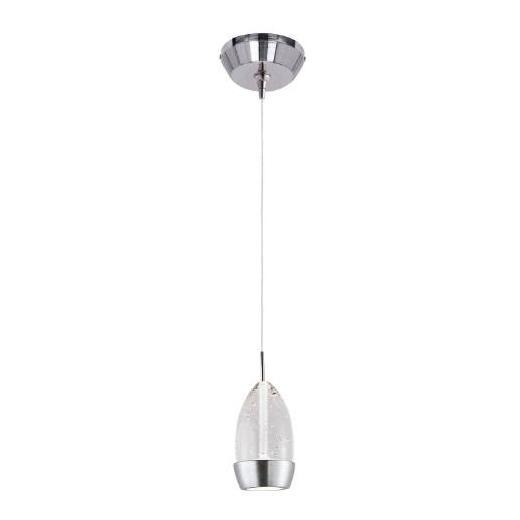 Luxe 1-Light LED RapidJack Pendant and Canopy-E94352-91SN