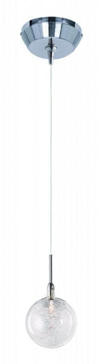 Starburst 1-Light RapidJack Pendant and Canopy-E94372-79SN