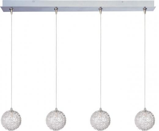 Starburst 4-Light RapidJack Pendant and Canopy-E94972-78