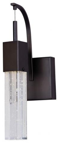 Fizz III 1-Light LED Wall Sconce-E22760-89BZ