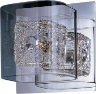 Gem 1-Light Wall Sconce with SV Shade-E22830-18PC