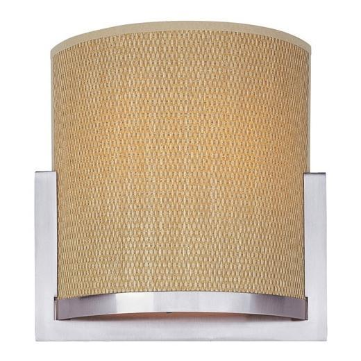Elements 1-Light Wall Sconce-E95080-101SN