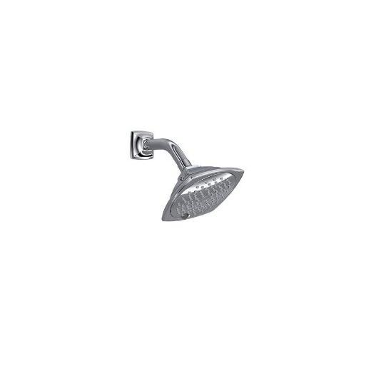 "Traditional Collection Series B 4-1/2"" Multi-spray Cal-Green Showerhead"