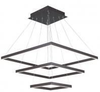 Quad LED 3-Tier Pendant-E22407-BZ