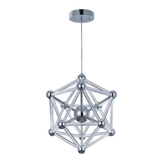 Polygon LED Pendant-E22612-91PC