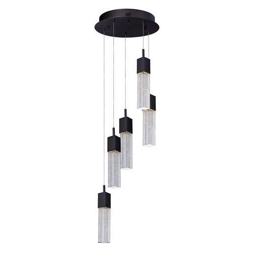 Fizz III 5-Light LED Pendant-E22765-89BZ
