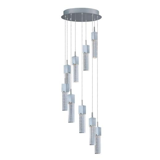 Fizz III 9-Light LED Pendant-E22769-89PC