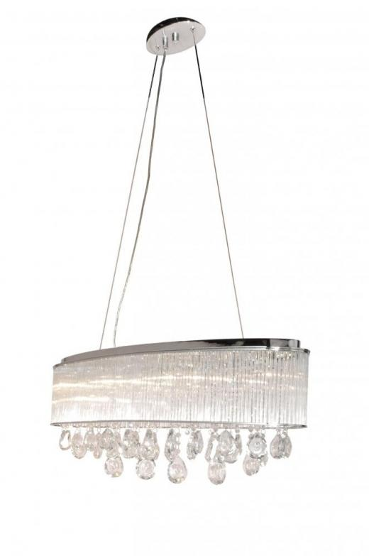 Gala 7-Light Pendant-E22298-18PC