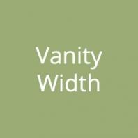Shop Vanity by Vanity Width