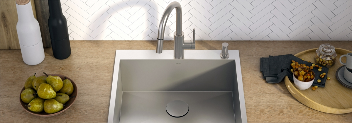 Effortless Style and High Quality Faucets by Kraus