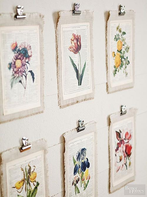 diy-wall-decor-floral-print-spring-flowers