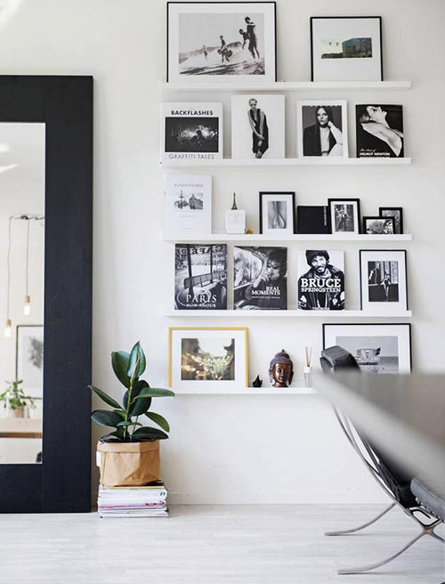 home-decor-wall-gallery-black-white-minimalist