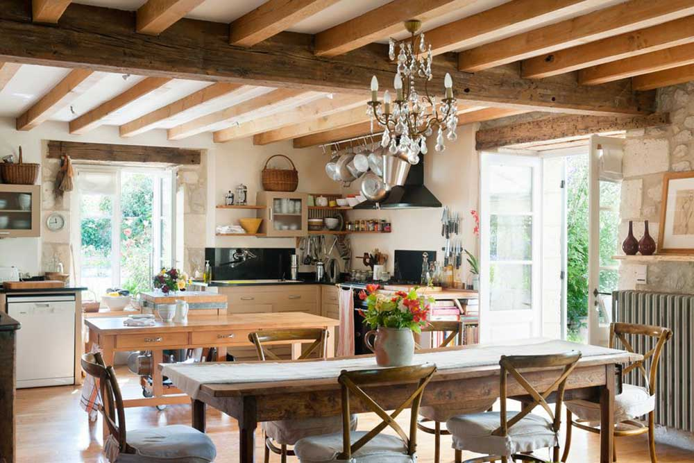 Inspired Home Decor Main French Country Kitchen