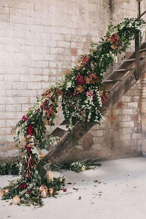wedding-flowers-decor-rustic-romantic-industrial