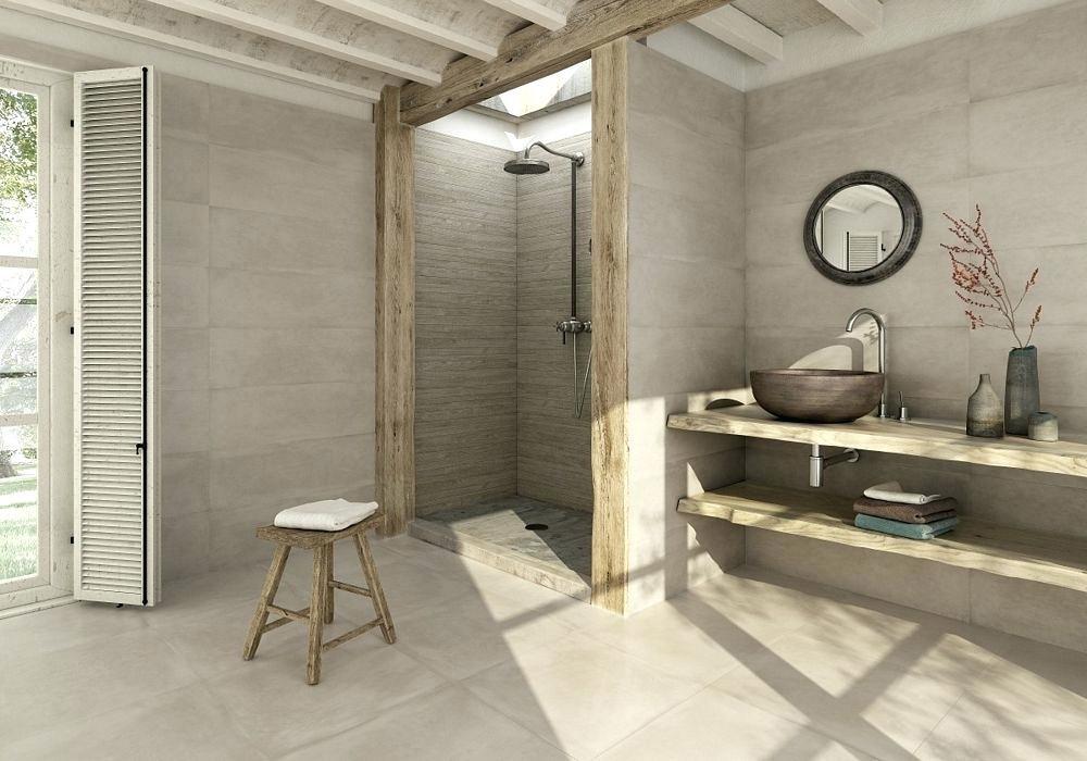 wabi-sabi-bathroom-concrete-tiles-shower-sink