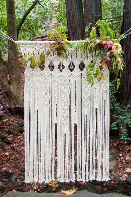 Summer-Boho-chic-picnic-decor