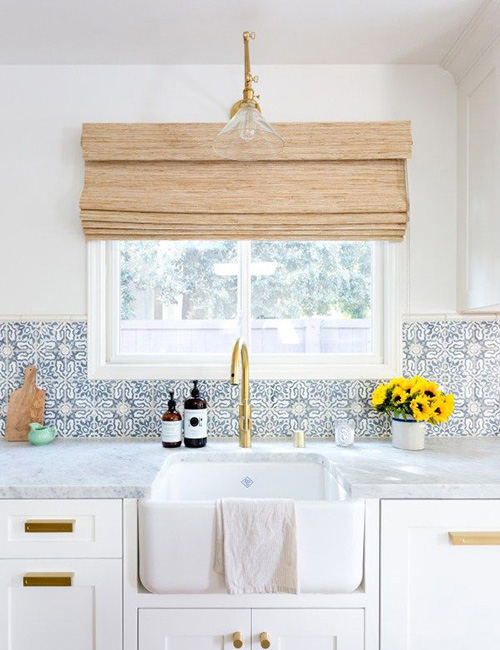painted-tiles-blue-and-white-kitchen-backsplash