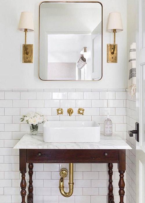rectangle-sink-mirror