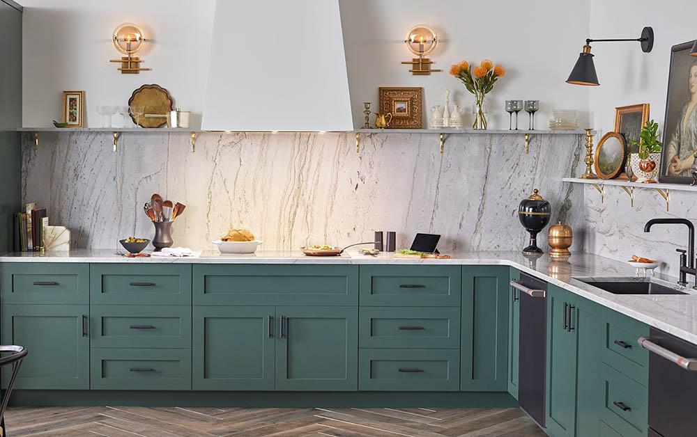 matte-black-green-kitchen
