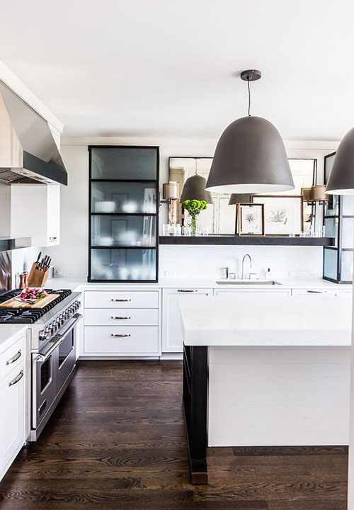 budget-friendly-glass-kitchen-cabinet