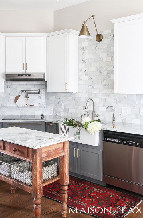 marble-look-subway-tile-kitchen