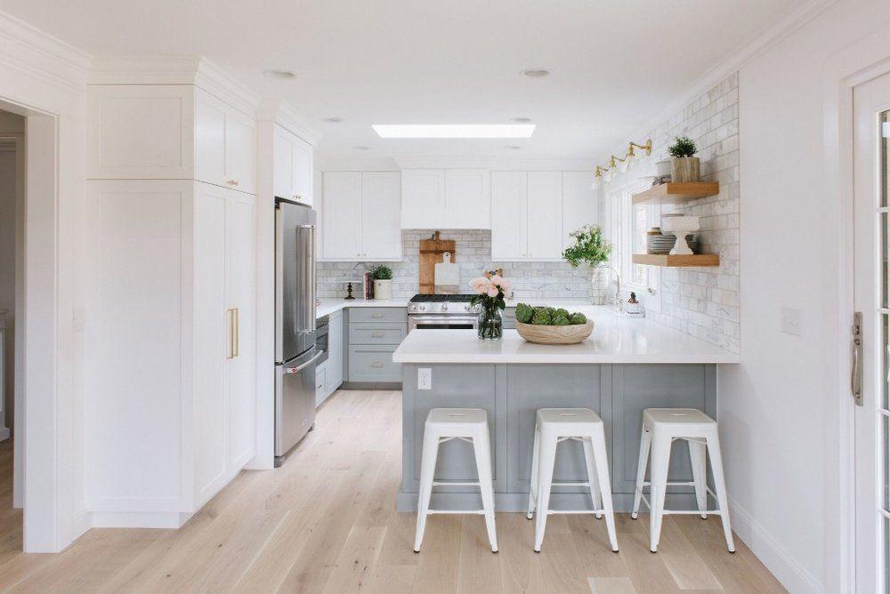 G-Shaped-Kitchen-design-layout-work-triangle-method